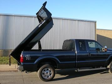 2020 Bri-Mar 8' Dump Bed Insert Truck Bed