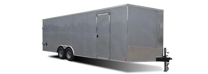 2020 Pace American Journey 8.5 x 20 10k Enclosed Cargo Trailer