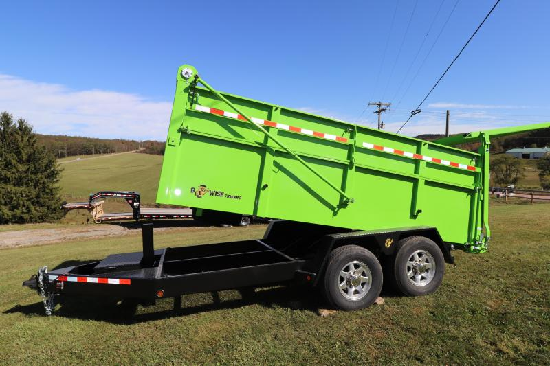 2020 B-Wise DU14-15 Ultimate Dump Trailer