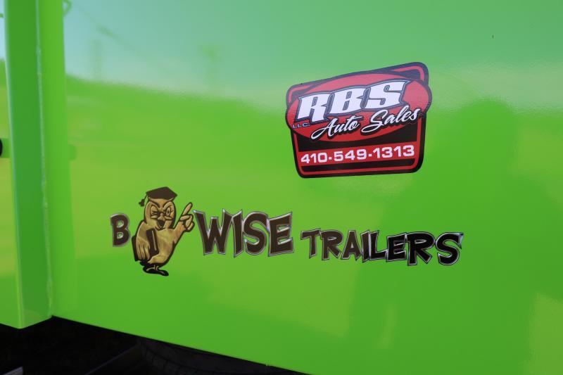 2020 B-Wise DU14-15 Ultimate Dump Trailer