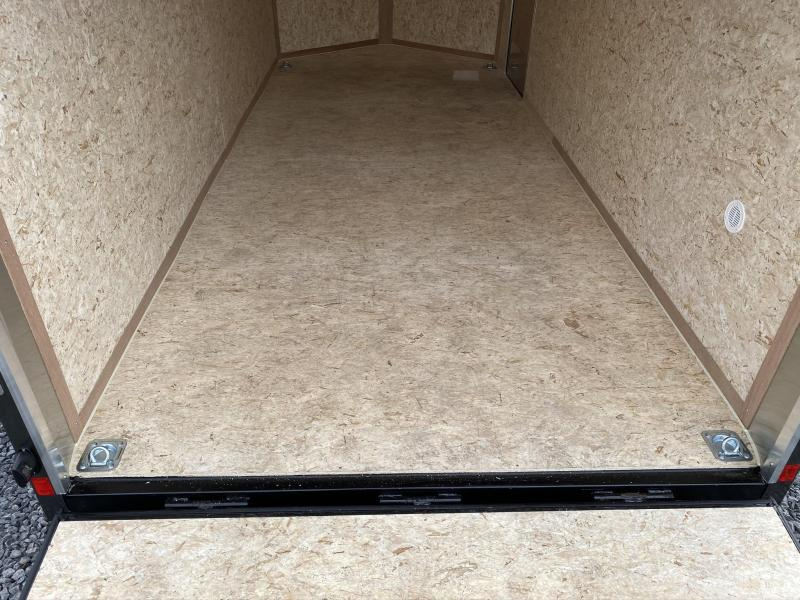 2020 Pace American Journey 7' x 16' Enclosed Cargo Trailer