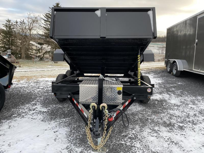 2020 Cam Superline Advantage Series 6' x 10' Dump Trailer