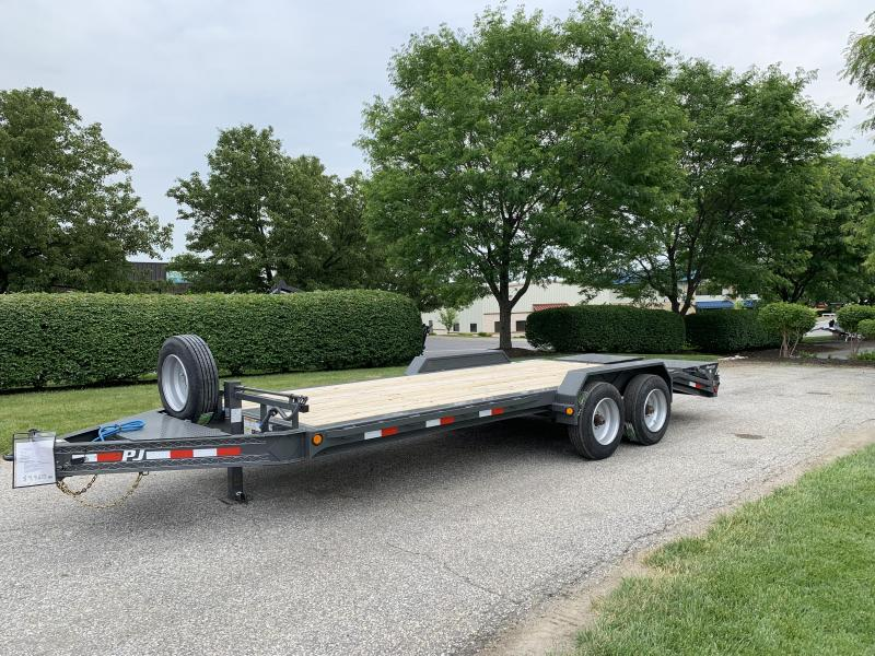 2019 PJ Trailers 8 Pro-Beam Equipment (H4) Equipment Trailer