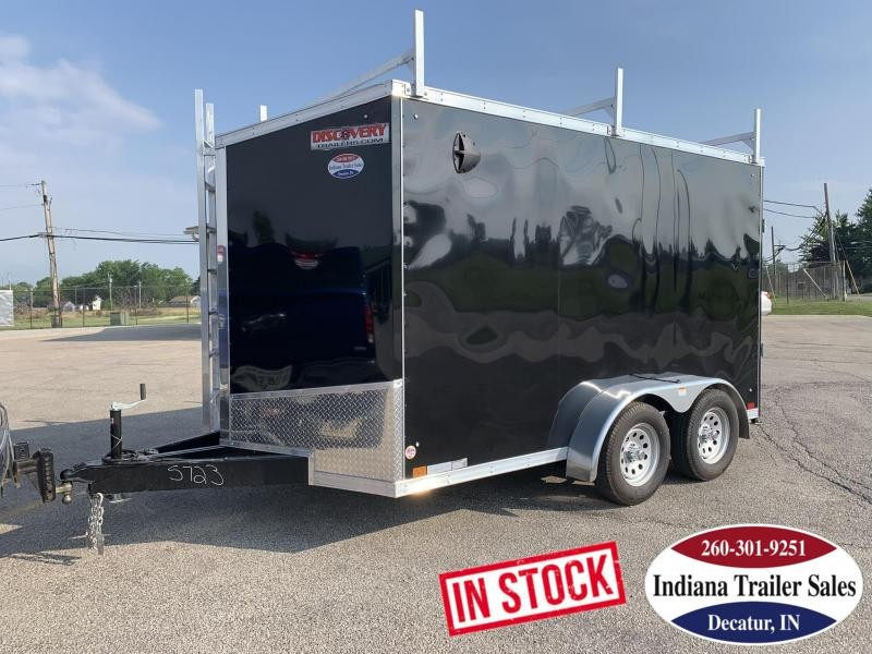 2020 Discovery Trailers DRSE712TA2 Enclosed Cargo Trailer