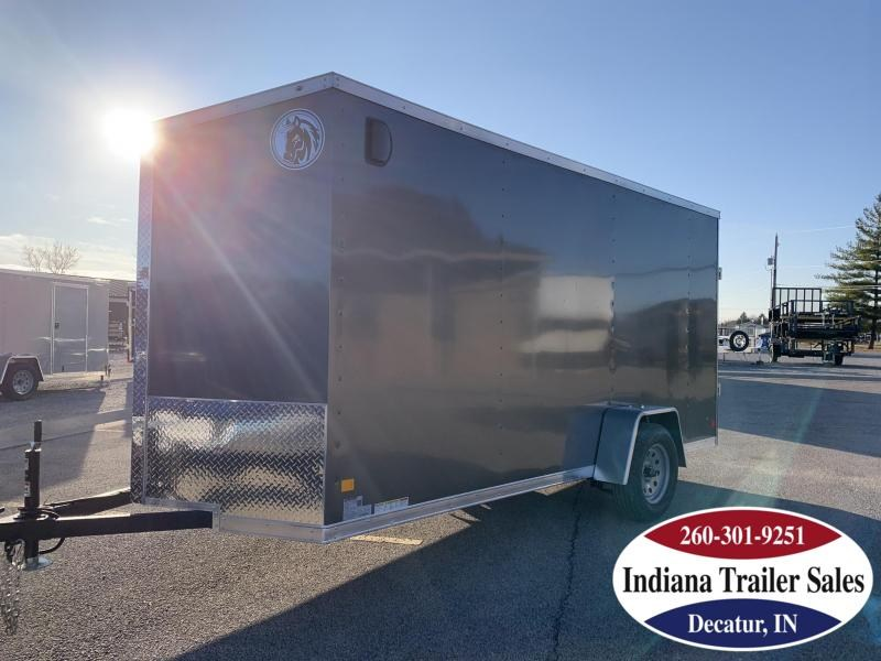 2020 Darkhorse Cargo - 6x14 - DHW6X1SA30 Enclosed Cargo Trailer