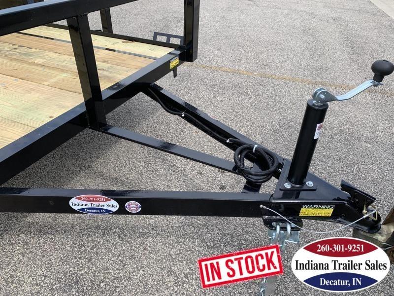 2020 Quality Steel and Aluminum 6x10 - 7410AN3.5KSA Utility Trailer