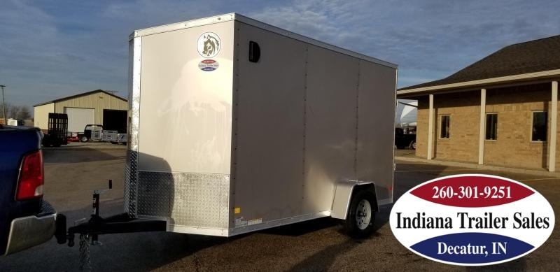2020 Darkhorse Cargo - 6.5x12 - DHW6.5X12SA30 Enclosed Cargo Trailer