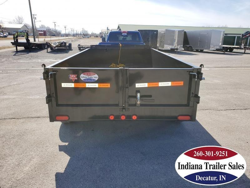 2020 PJ Trailers 72x12 D3122 Dump Trailer