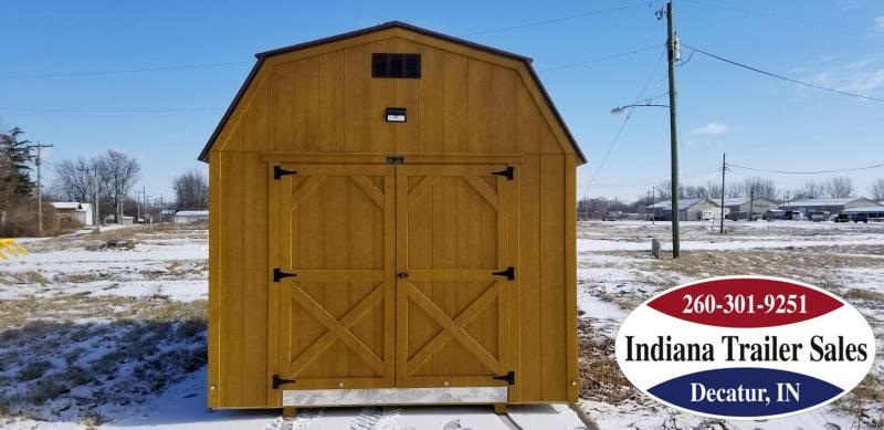2020 Sheds Direct 10x16 The Truman - IN Barn - IN22903520-T07