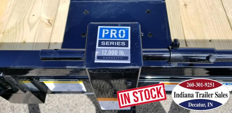 2020 PJ Trailers B6242 102x24 Car / Racing Trailer