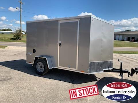 2020 Pace American 6x10 OB6X10SI2DLX Enclosed Cargo Trailer