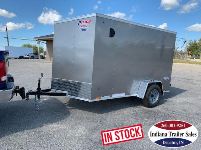 2020 Pace American 6x10 OB6X10SI2DLX Enclosed Cargo Trailer