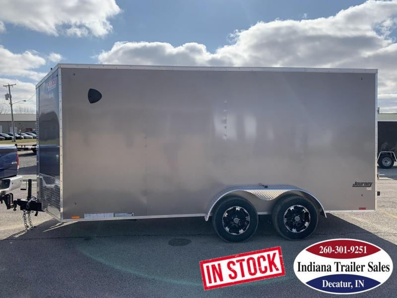 2020 Pace American 7x16 PSCBC7.0X16TE2 Enclosed Cargo Trailer