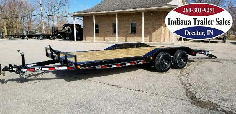 2020 PJ Trailers 102x20 B5202 Car / Racing Trailer
