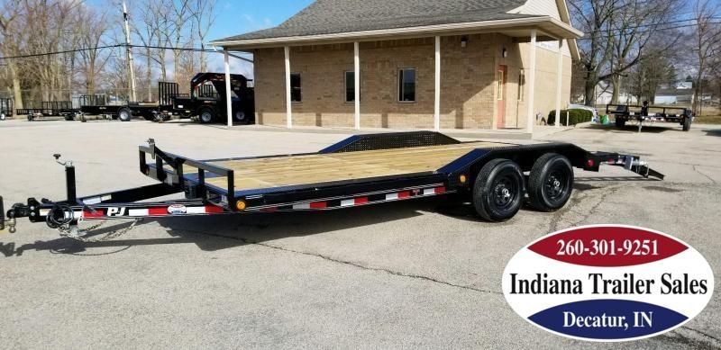 2020 PJ Trailers B5202 Car / Racing Trailer