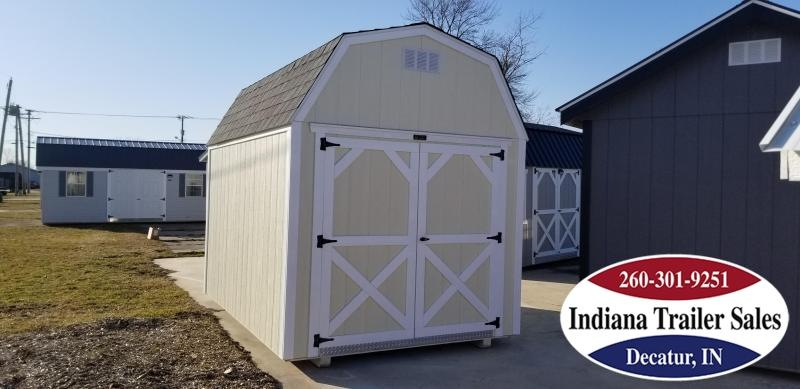 2020 Sheds Direct Painted Smart Barn - 8x12 - IN22937520