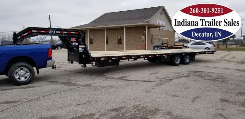 2020 PJ Trailers 102x36 LY362 Equipment Trailer