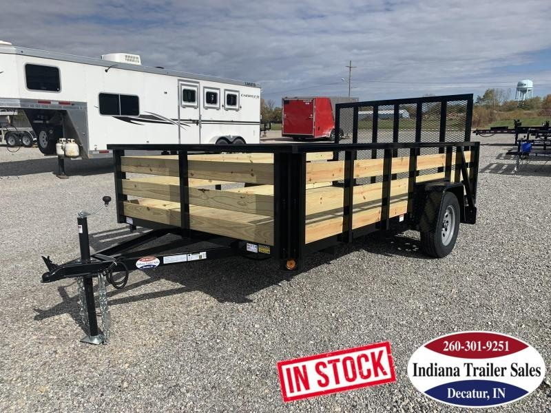 2020 Quality Steel and Aluminum 82x12 - 8212AN3.5KSA Utility Trailer
