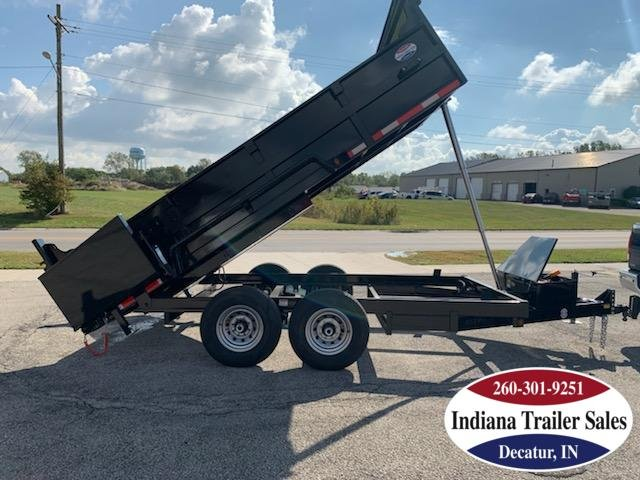 2020 Quality Steel and Aluminum 83x14 8314D14K Dump Trailer