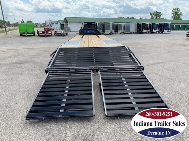 2020 PJ Trailers LD322 102x32 Equipment Trailer