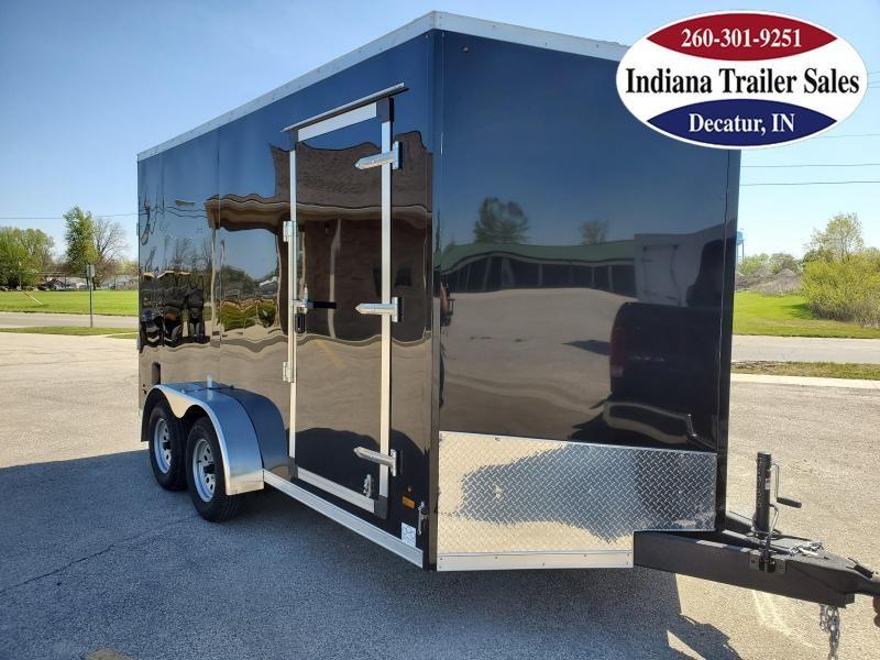 2021 US Cargo 7x14 ULAFTX714TA2 Enclosed Cargo Trailer