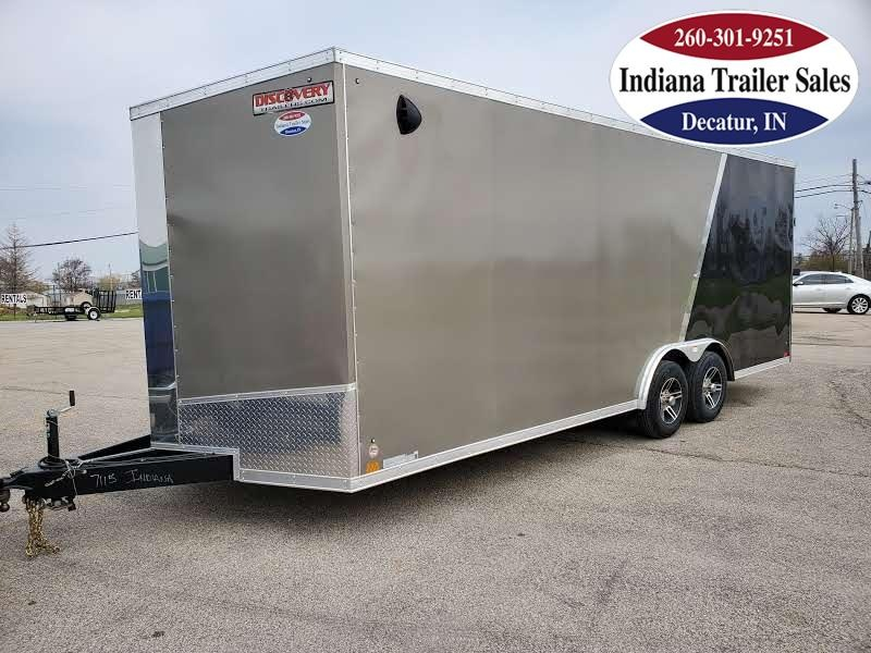 2020 Discovery Trailers 8.5x22 DCH8522TA3 Enclosed Cargo Trailer