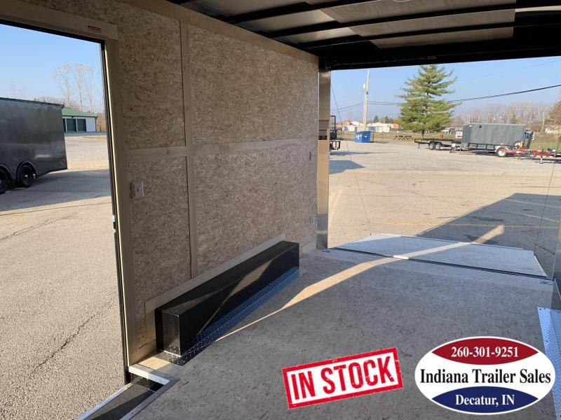 2020 Bravo Trailers 8.5x16 SC8516TA2 Enclosed Cargo Trailer