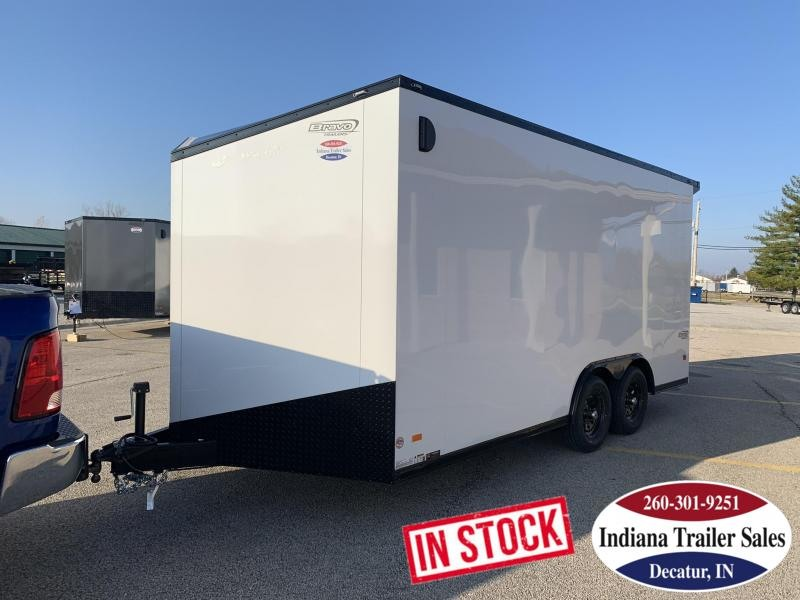 2020 Bravo Trailers 8.5x16 SC8516TA2 Enclosed Cargo Trailer