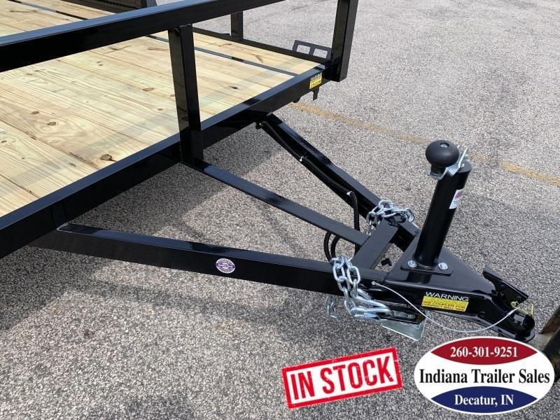 2020 Quality Steel and Aluminum 82x10 - 8210AN3.5KSA Utility Trailer