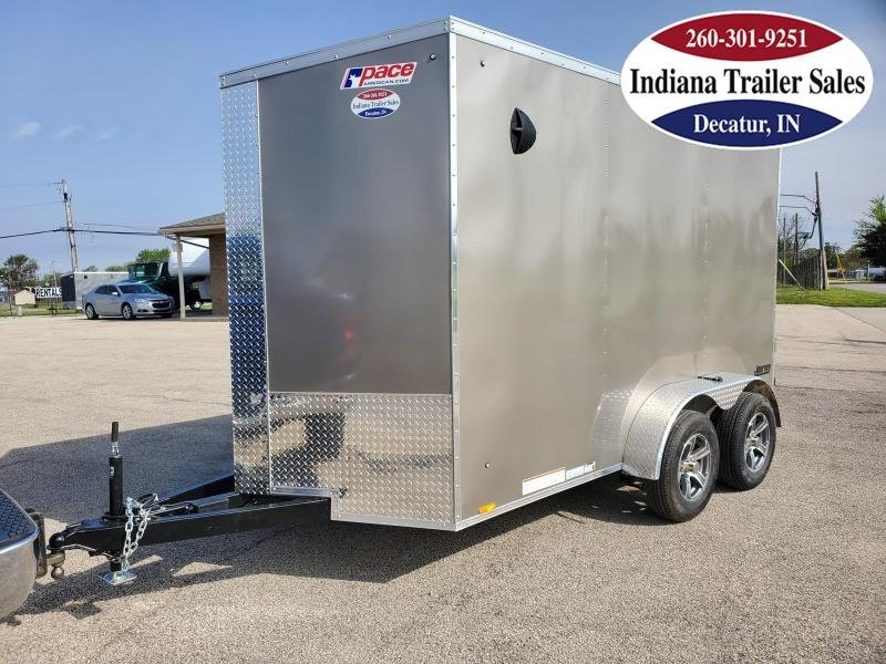 2021 Pace American 6x12TA2 PSCBC6.0X12TE2 Enclosed Cargo Trailer