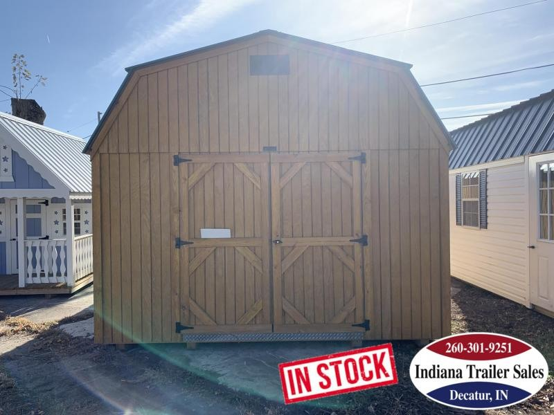 2018 Sheds Direct - 12x28 - Lofted Barn - IN21582618-S13