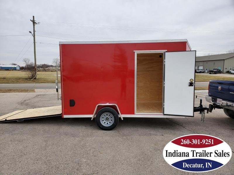 2020 Darkhorse Cargo - 6.5x12 - DHW6.5X12SA30 Enclosed Cargo Trailer