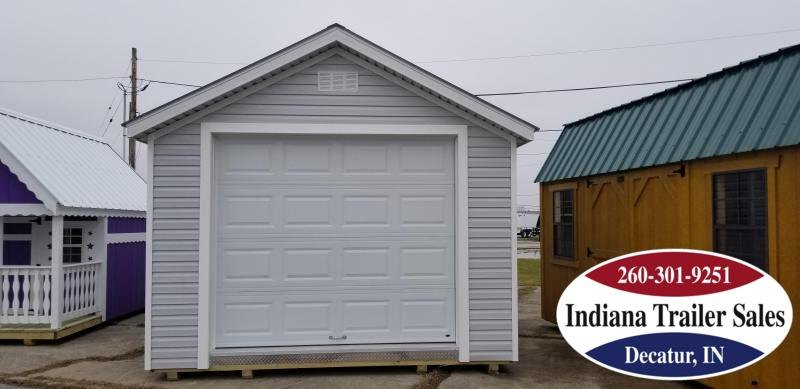2019 Sheds Direct 12x24 Vinyl Deluxe Shed - IN22774719-T03