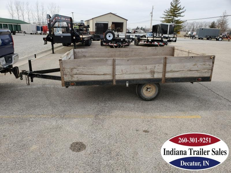2005 Other 1 Axle Utility Trailer - 6.25x9.50