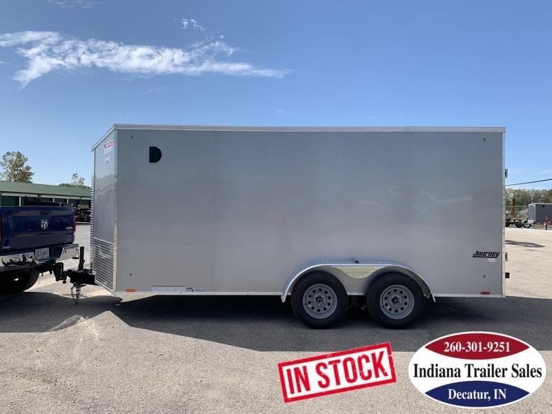 2020 Pace American JV7X16TE2 Enclosed Cargo Trailer