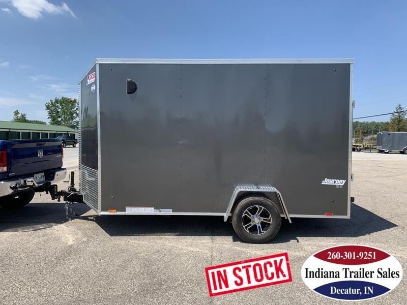 2020 Pace American JV7x12SE2SE Enclosed Cargo Trailer