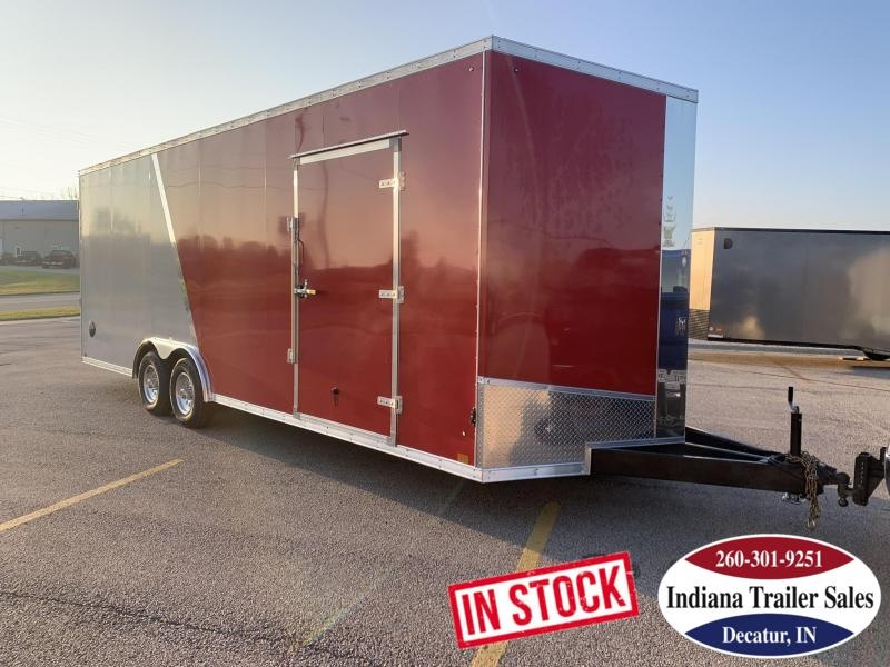 2020 Discovery Trailers DCH8.5x24TA3 Enclosed Cargo Trailer
