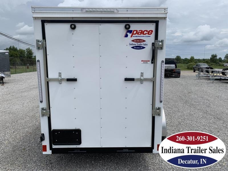 2020 Pace American OB5X8S12 Enclosed Cargo Trailer