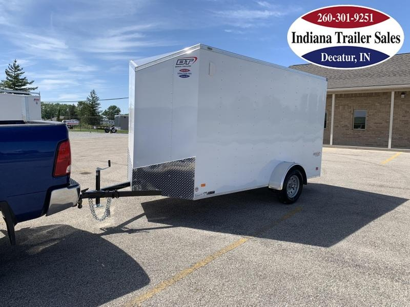 2020 Bravo Trailers 6x12 SC6X12SA Enclosed Cargo Trailer