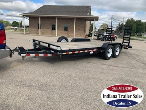 2014 Sure-Trac 81x20 Equipment Trailer - ST1085536