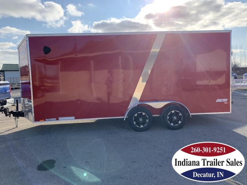 2020 Pace American 7x18 PSCBC7.0X18TE2 Enclosed Cargo Trailer
