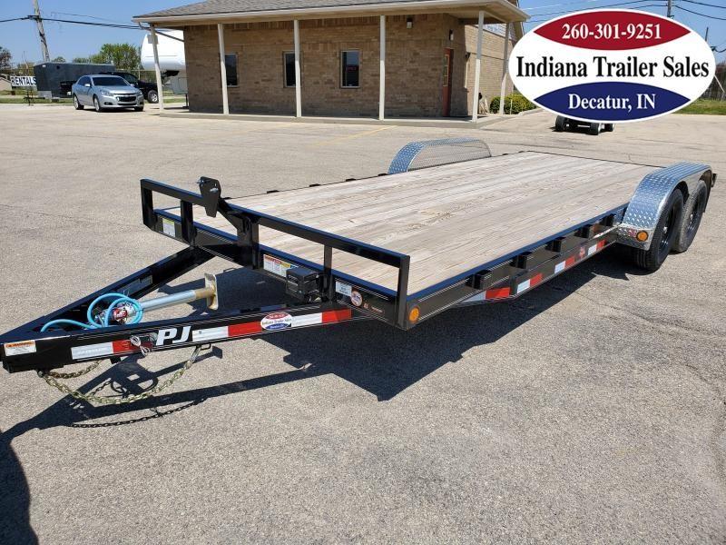 2020 PJ Trailers 83x20 C5202 Car / Racing Trailer