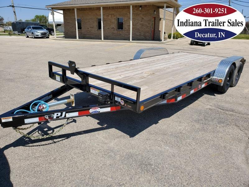 2020 PJ Trailers 83x20 C5202 Car / Racing Trailer