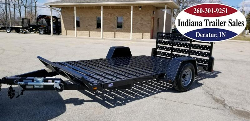 2019 Nation Tank and Trailer 6 1/2 x 13 Toy Hauler 3.5K