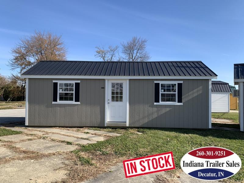 2019 Sheds Direct 12x28 Cottage Shed - IN22031819