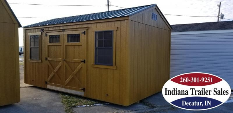 2019 Sheds Direct - 10x16 Smart Shed - IN22454919