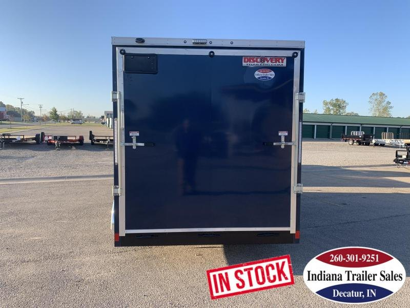 2020 Discovery Trailers DRSE714TA2 Enclosed Cargo Trailer