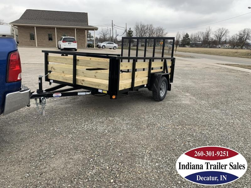 2021 Quality Steel and Aluminum 82x10 - 8210AN3.5KSA Utility Trailer