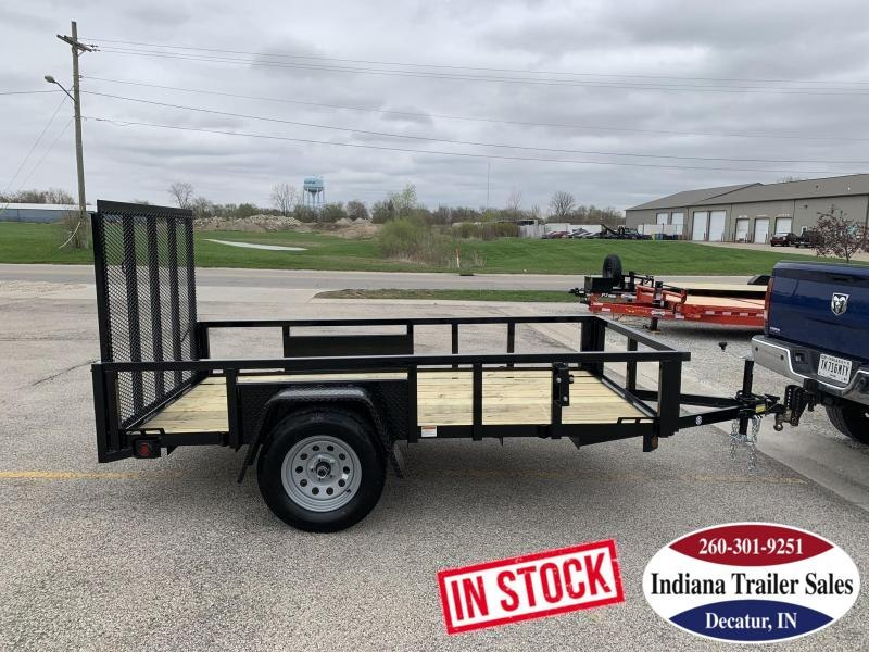 2020 Quality Steel and Aluminum 5x10 - 6210AN3.5KSA Utility Trailer