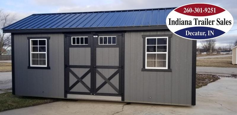 2020 Sheds Direct Painted Deluxe - 10x20 - IN22782219-T12